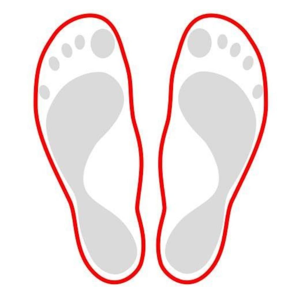 Fußgut Aktivsohlen »Aktiv-Einlagen«, (Packung, 2 tlg.), sehr bequem