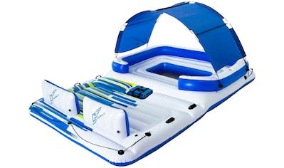 BESTWAY Badeinsel »Hydro - Force™ Tropical Breeze«, BxLxH: 264x273x73 cm, für 6 - Personen kaufen