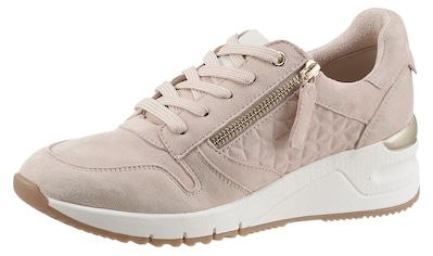 Tamaris Wedgesneaker »REA«, mit Außenreißverschluss kaufen
