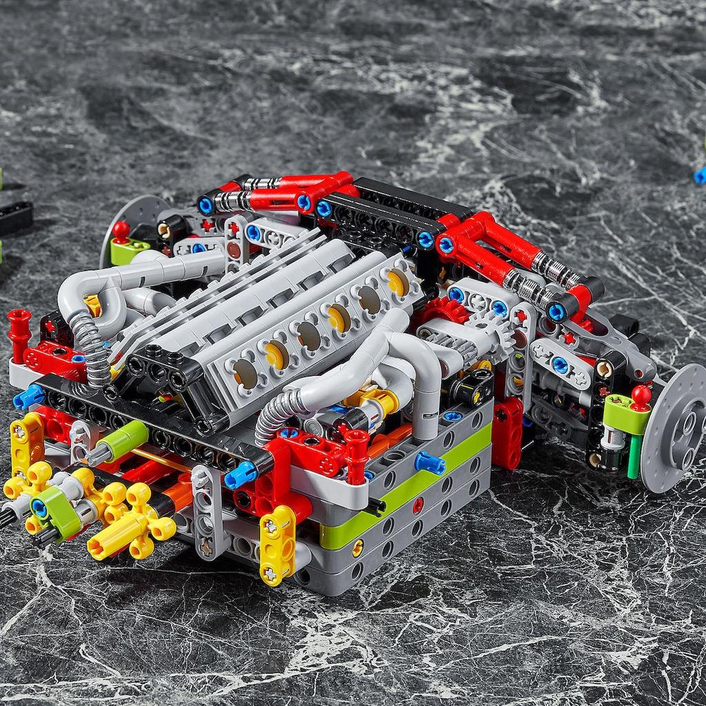LEGO® Konstruktionsspielsteine »Lamborghini Sián FKP 37 (42115), LEGO® Technic«, (3696 St.), Made in Europe