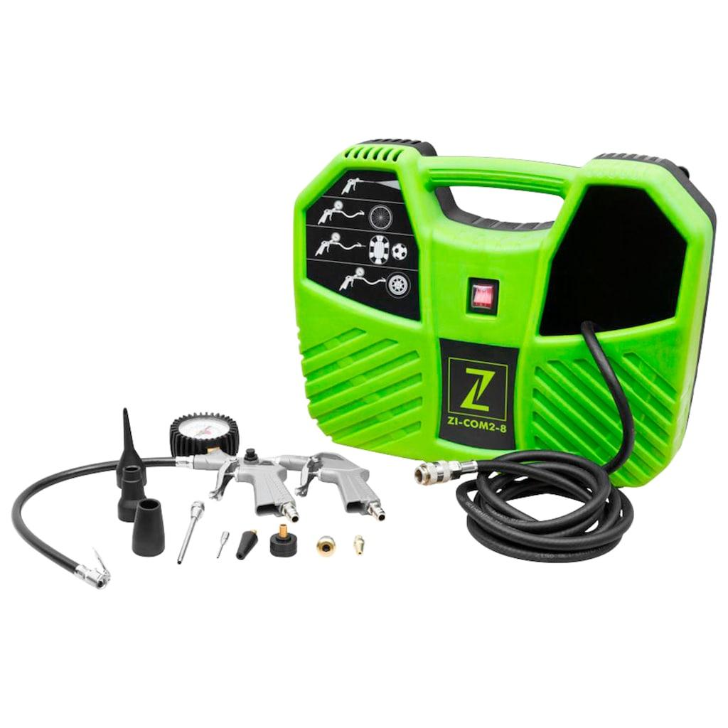 ZIPPER Kompressor »ZI-COM2-8«