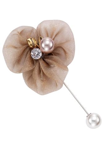 J.Jayz Anstecknadel »in Blütenform mit dekorativen Details« kaufen