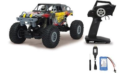 "Jamara RC - Monstertruck ""J - Rock Crawler 4WD 1:10 2,4 GHz"" kaufen"