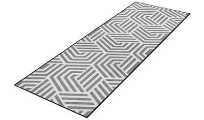 wash+dry by Kleen-Tex Läufer »Odin«, rechteckig, 7 mm Höhe, In- und Outdoor geeignet,... kaufen
