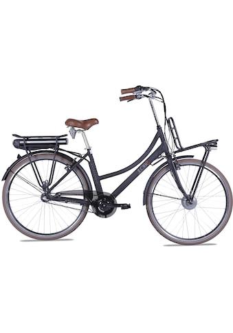 LLobe E-Bike »Rosendaal Lady 13,2 Ah«, Gepäckträger vorne kaufen