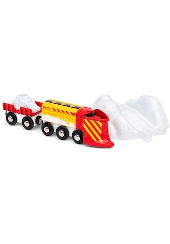 BRIO® Spielzeug-Zug »Schneeräumzug« kaufen