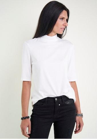 Seidel Moden T-Shirt, mit Stehkragen, Made in Germany kaufen