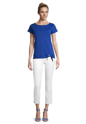 Betty Barclay T - Shirt »mit Schleifenknoten« kaufen