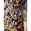 Alba Moda Strandkleid mit Knotendetail