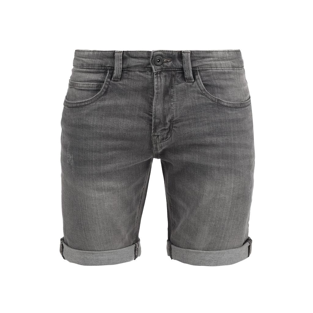 Indicode Jeansshorts »Quentin«, kurze Hose im 5-Pocket-Stil