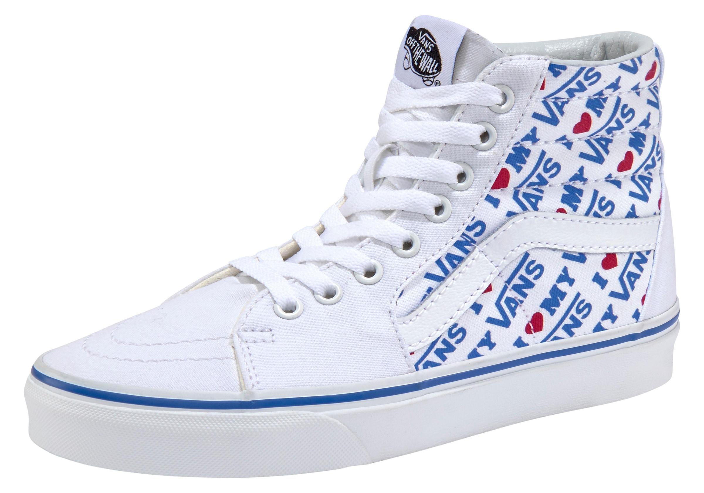 Vans Sneaker »Sk8 hi« bestellen | BAUR