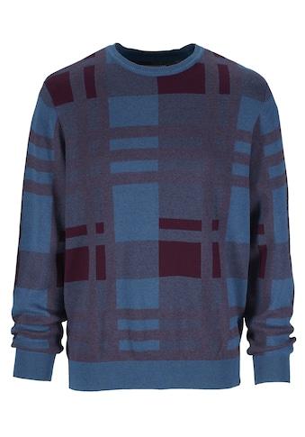 Babista Pullover mit aufwändigem Jacquard-Muster kaufen
