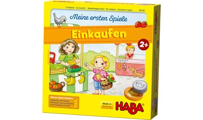 """Haba Spiel, """"Meine ersten Spiele  -  Einkaufen"""" kaufen"""