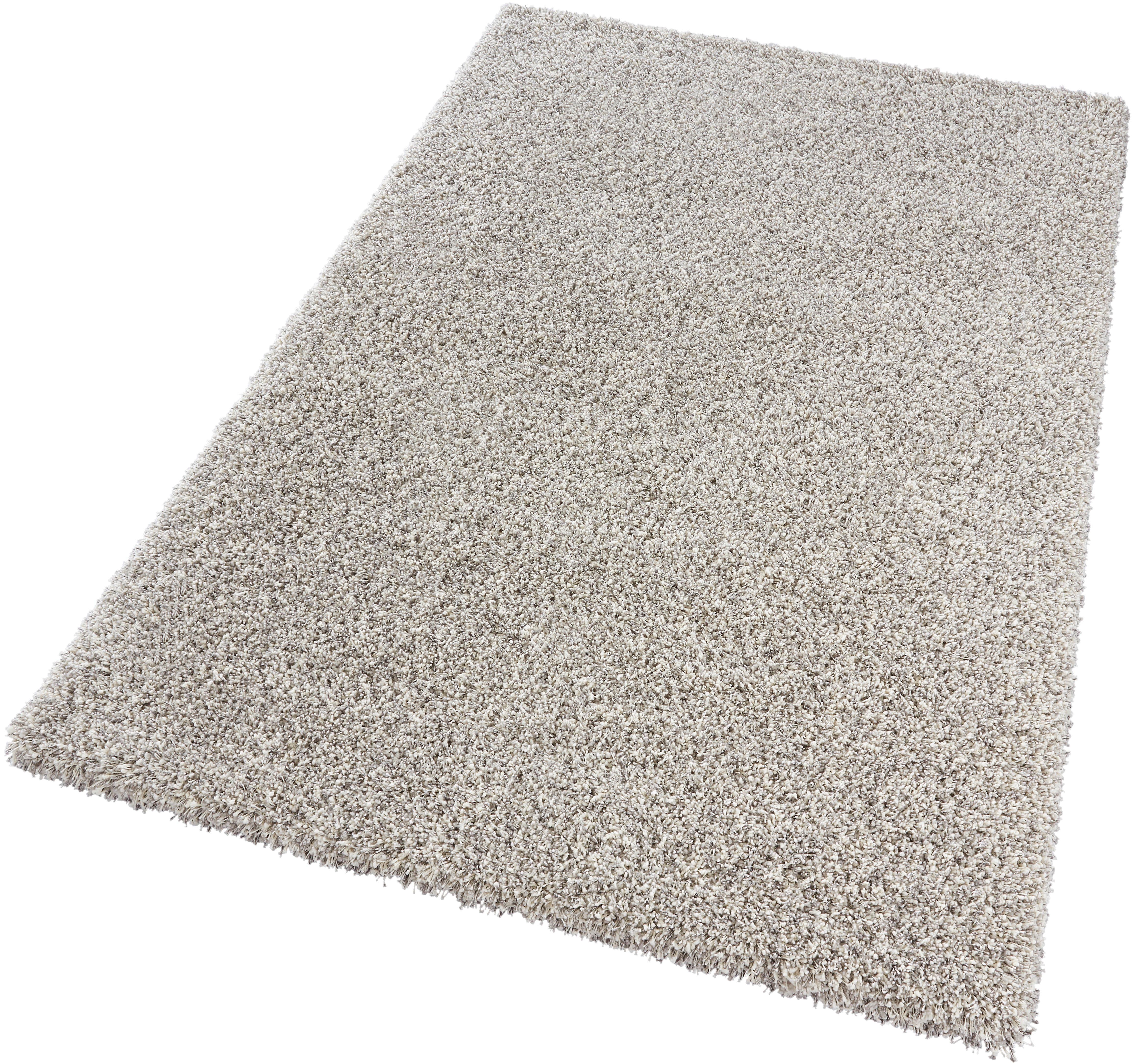 Hochflor-Teppich Boutique MINT RUGS rechteckig Höhe 50 mm maschinell gewebt