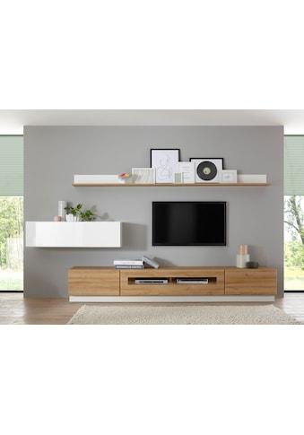 Places of Style Wohnwand »Cayman«, (Set, 6 St.), im modernen Design kaufen