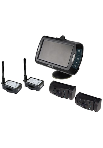 Autokamera »Rückfahrvideosystem«, mit kabellosem LCD Display und 2 Farb - Kameras kaufen