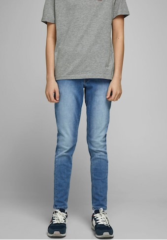 Jack & Jones Junior 5 - Pocket - Jeans »JJILIAM JJORIGINAL AGI 0« kaufen