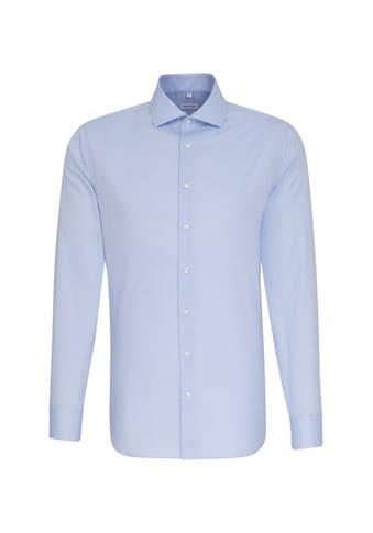 seidensticker Businesshemd »Shaped«, Shaped Langarm Kentkragen Uni kaufen