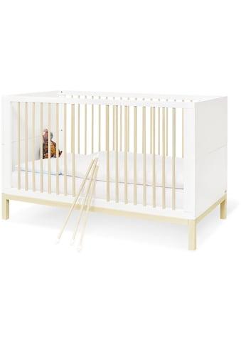 Pinolino® Babybett »Skadi«, Made in Europe, FSC®-Holz aus gewissenhaft bewirtschafteten Wäldern kaufen