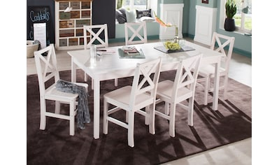 Home Affaire, Esstisch, In 4 Farben Und 3 Größen Kaufen