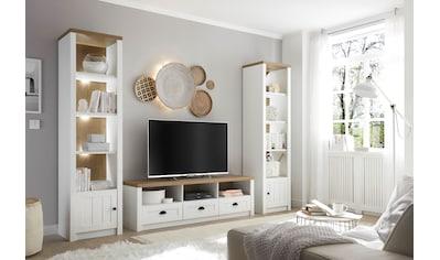 Home affaire Wohnwand »Beauvais« (Set, 3 - tlg) kaufen
