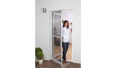 HECHT Insektenschutz - Tür »MASTER SLIM+«, weiß/anthrazit, BxH: 100x210 cm kaufen