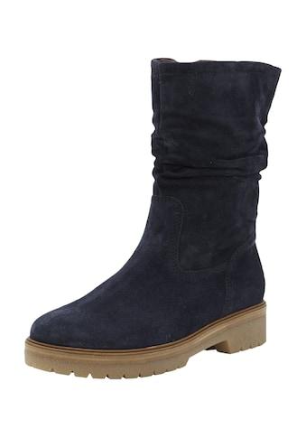 Stiefel mit geschopptem Schaft kaufen