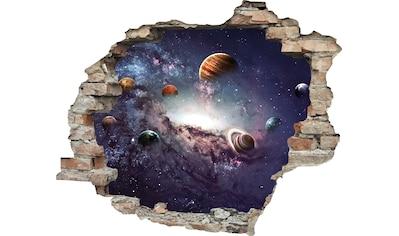 queence Wandtattoo »Planeten« (1 Stück) kaufen