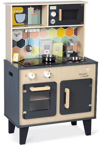 Janod Spielküche »Mozaic«, mit Sound und Beleuchtung kaufen