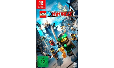THE LEGO NINJAGO MOVIE VIDEOGAME Nintendo Switch kaufen
