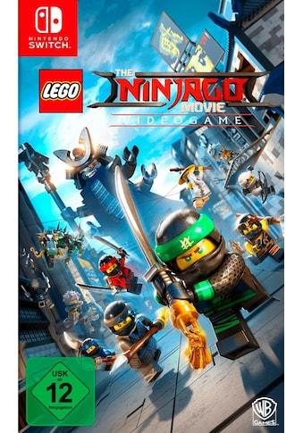 THE LEGO NINJAGO MOVIE VIDEOGAME Nintendo Switch kaufen