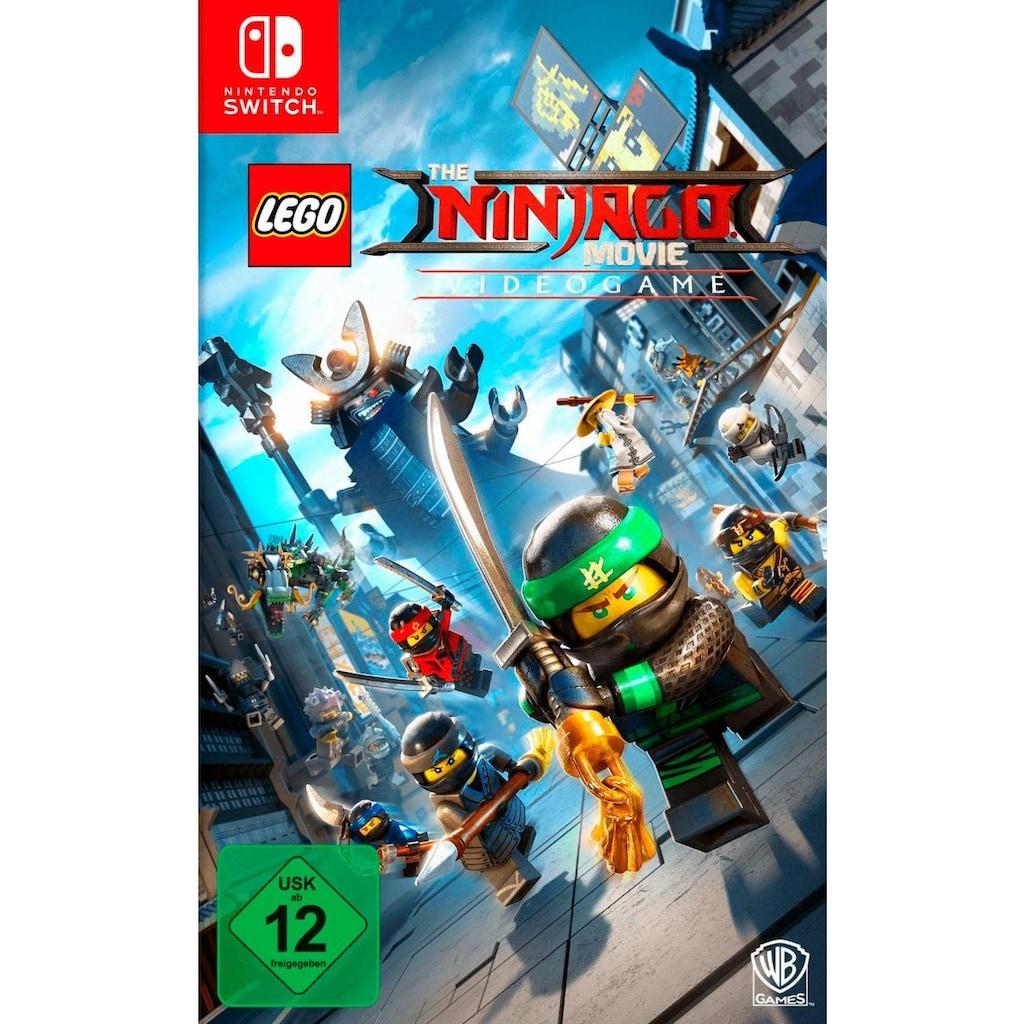 Warner Games Spiel »THE LEGO NINJAGO MOVIE VIDEOGAME«, Nintendo Switch, Software Pyramide