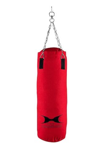 Hammer Boxsack »Canvas Professional« (Set, mit Trainings - DVD, mit Boxhandschuhen, mit Sprungseil, mit Haken) kaufen