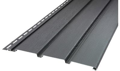 BAUKULIT Set: Verkleidungspaneel »SOFFIT graphit«, für Dachüberstand, 8,1 m² kaufen