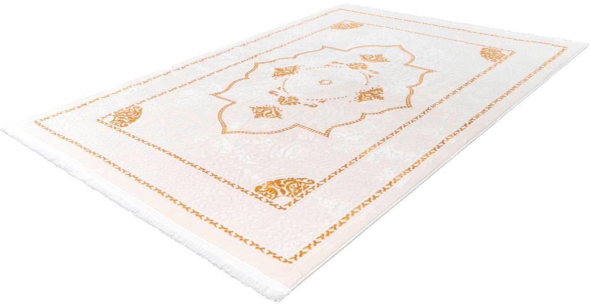 Teppich Almas 701 LALEE rechteckig Höhe 11 mm maschinell gewebt