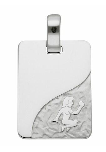 Adelia´s Kettenanhänger »925 Silber Sternzeichen Anhänger Jungfrau« kaufen