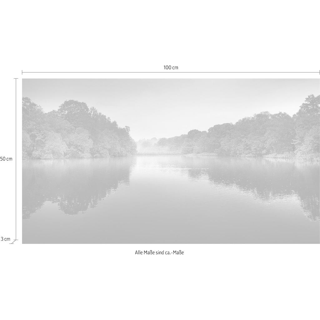 my home Deco-Panel »GONCALVES / Der See«, (100/3/50 cm)