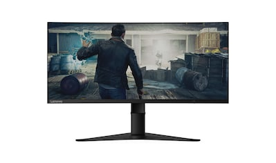 Lenovo Curved - LED - Monitor (34 Zoll, 3440 x 1440 Pixel, QHD, 4 ms Reaktionszeit) kaufen