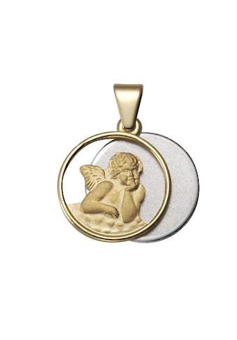 Vivance Anhänger »375/ -  Gold bicolor Engel« kaufen