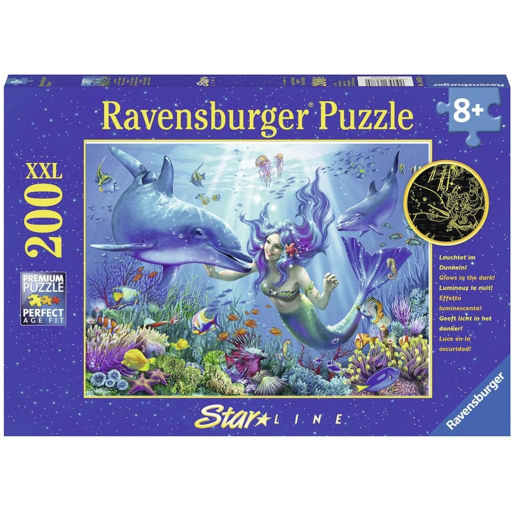 """Ravensburger Puzzle """"Leuchtendes Unterwasserparadies"""""""