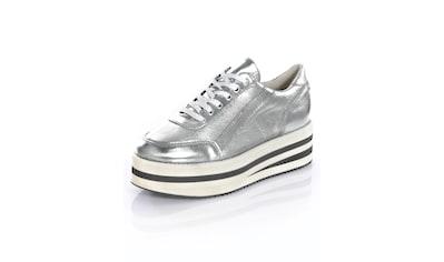 Alba Moda Sneaker mit modisch hoher Plateausohle kaufen