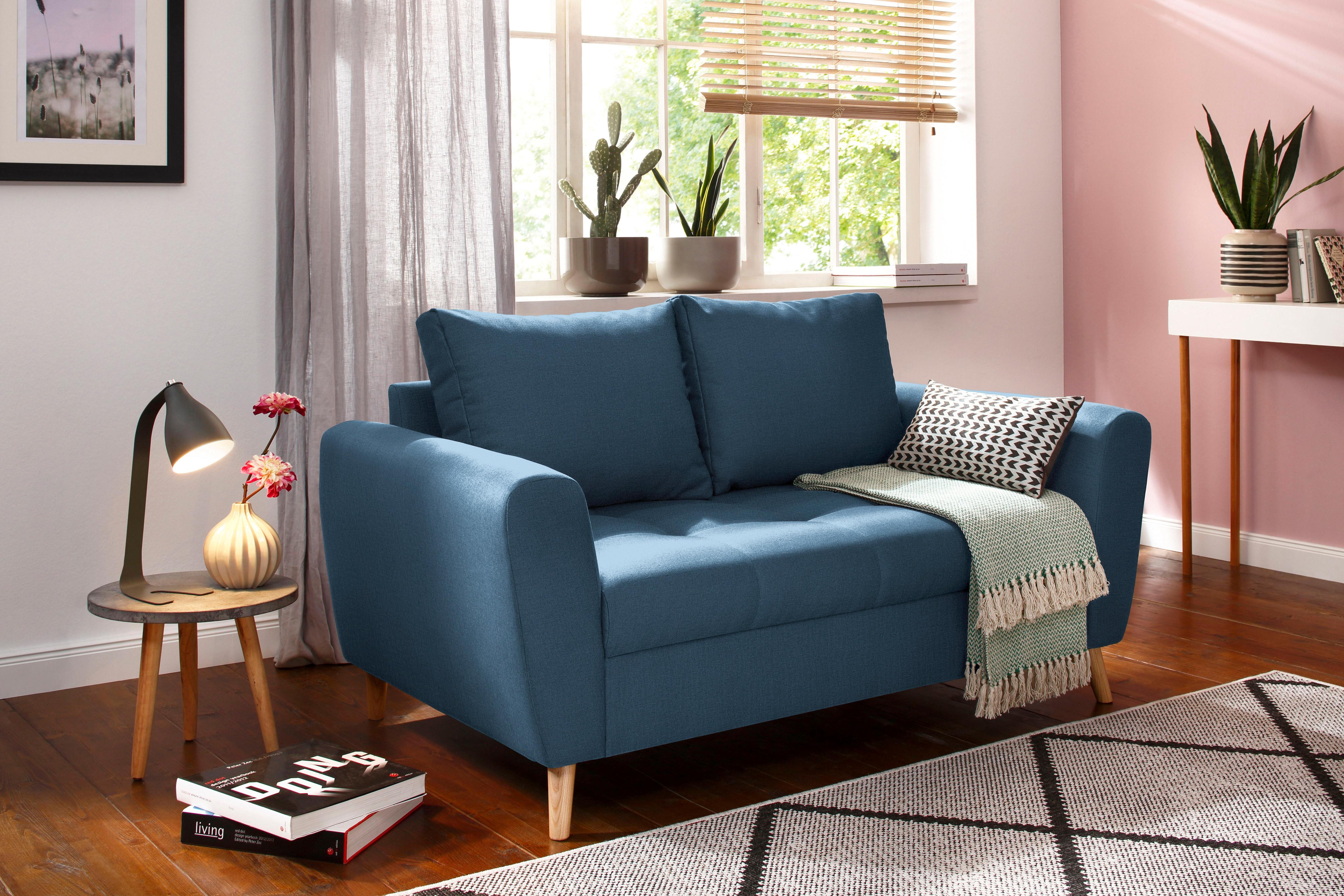 Home affaire 2-Sitzer Penelope Luxus