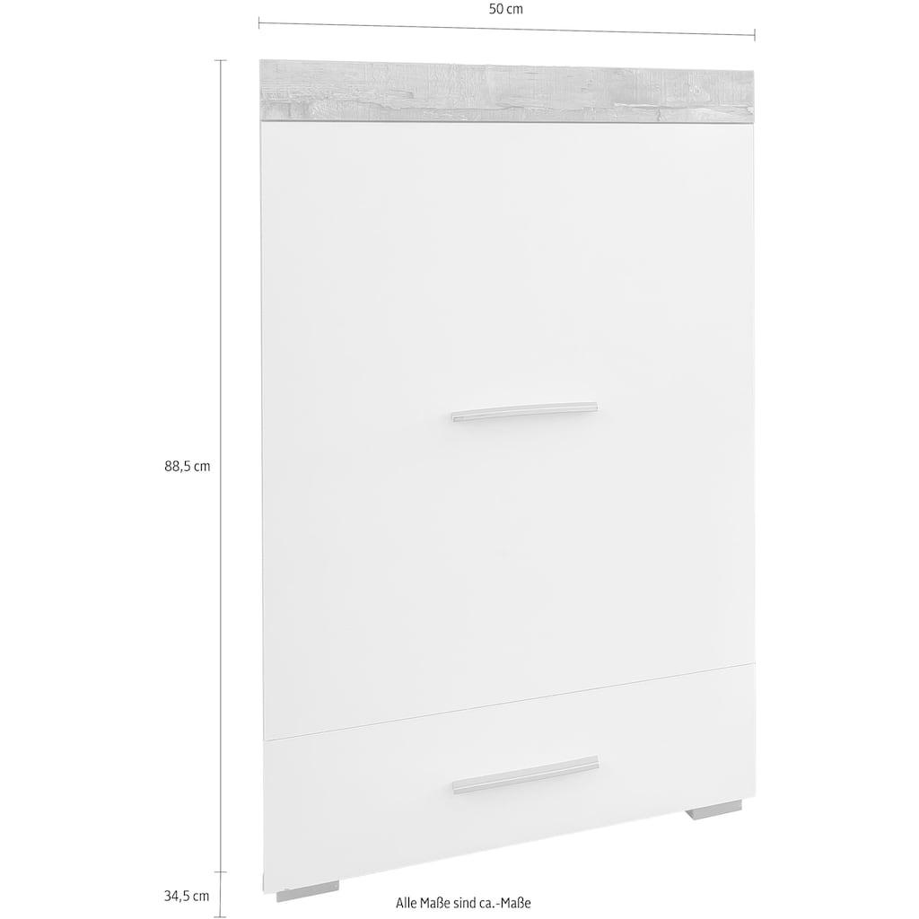 Wilmes Stauraumschrank »Flint«, Höhe ca. 88,5 cm