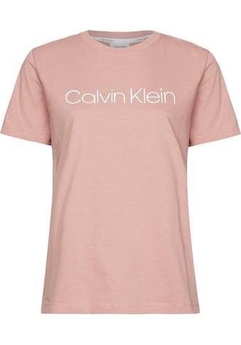 Calvin Klein T - Shirt »CORE LOGO CREW NK TEE« kaufen