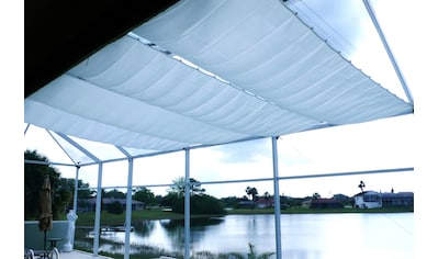 FLORACORD Sonnensegel »Innenbeschattung«, mit Seilspann - Set, BxL: 420x140 cm, 1 Bahn kaufen