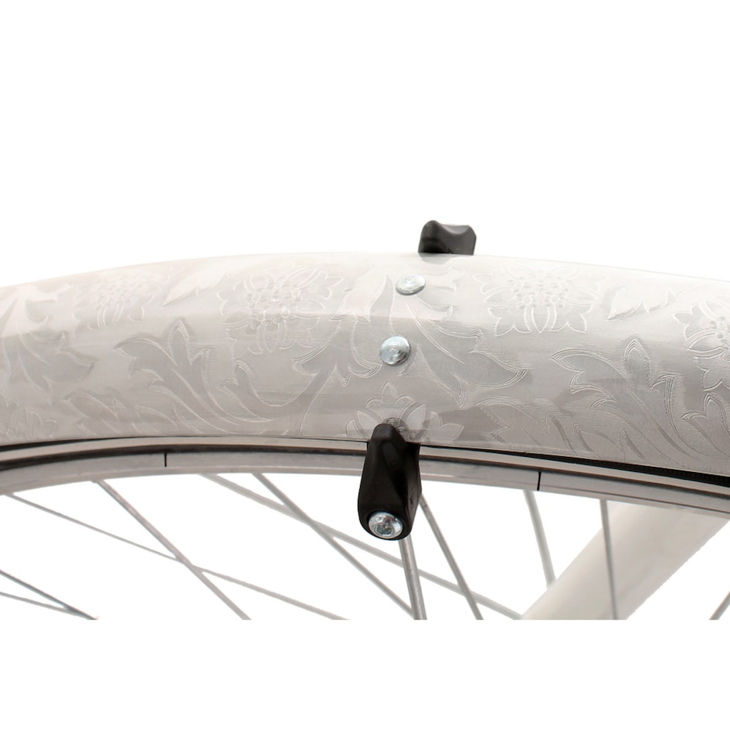 KS Cycling Cityrad »Papilio«, 6 Gang Shimano Tourney Schaltwerk, Kettenschaltung