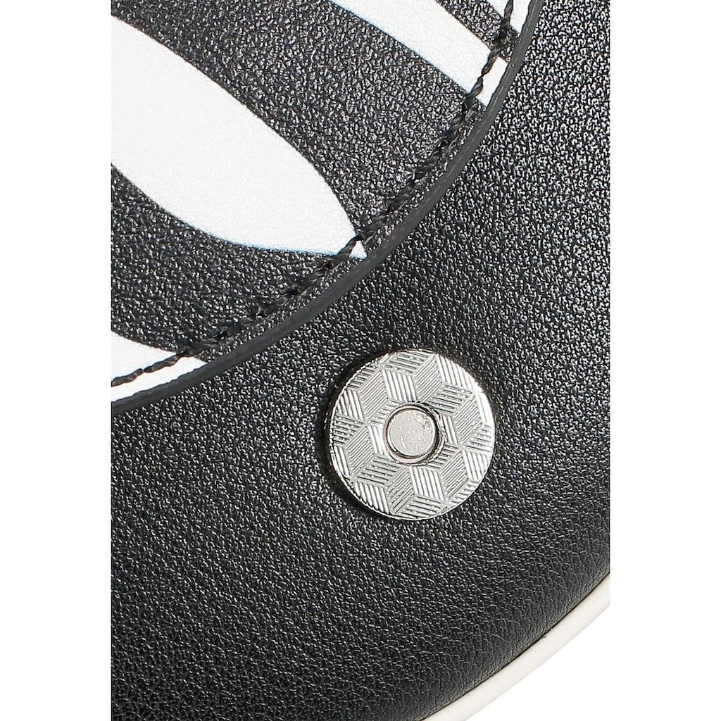 ekonika Schultertasche, mit verstellbarem Schulterriemen