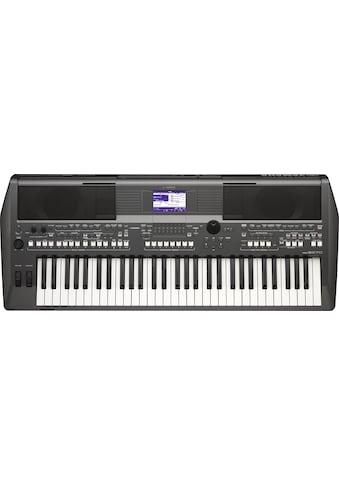 """Yamaha Keyboard """"PSR - S670"""" kaufen"""