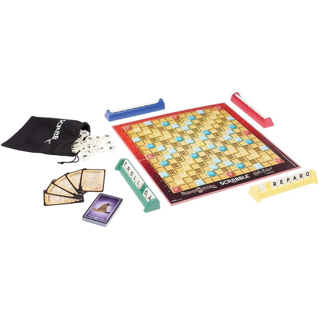 Mattel games Spiel »Harry Potter Scrabble«