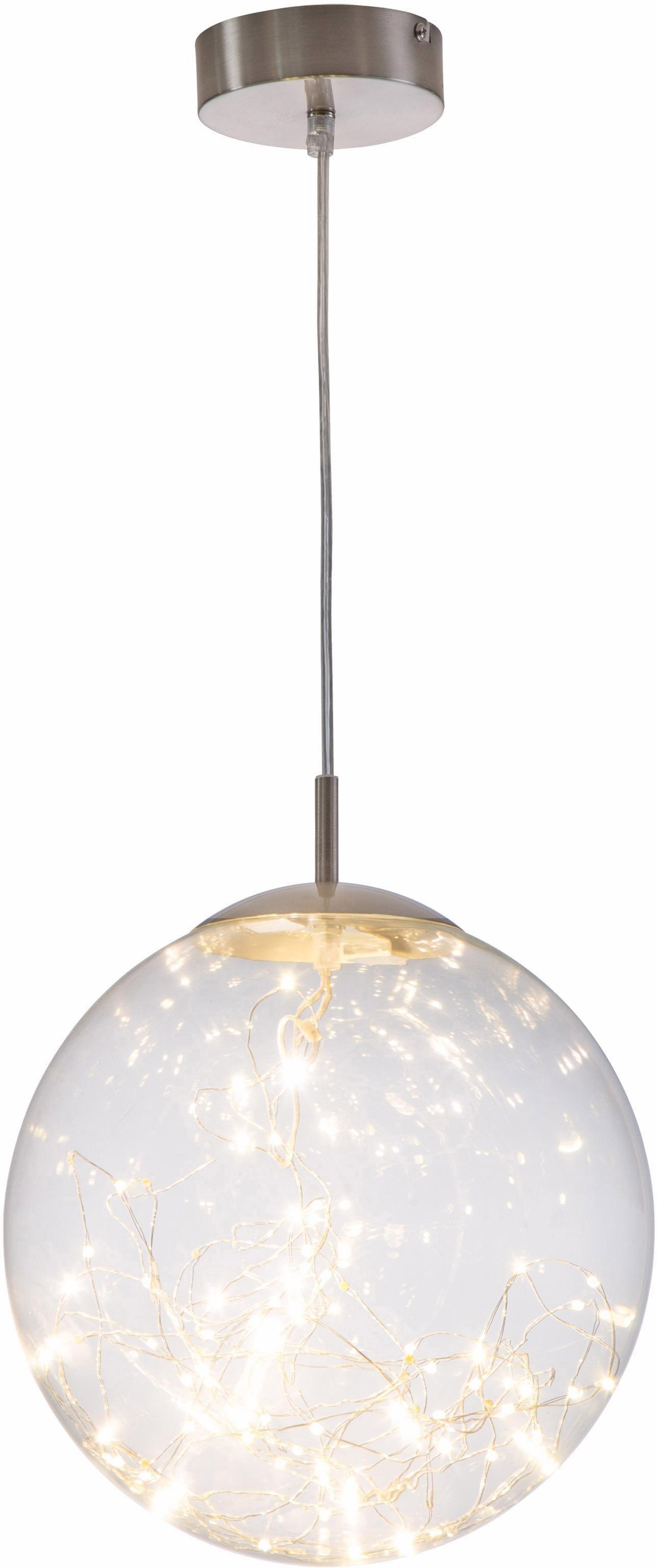 Nino Leuchten LED Pendelleuchte LIGHTS, LED-Board, LED Hängelampe, LED Hängeleuchte